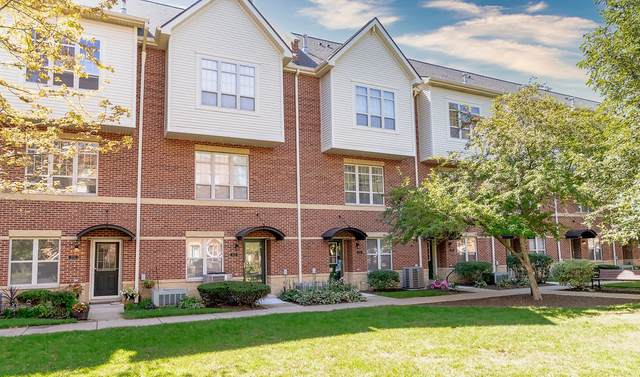 3255 N Bay Court #25, Chicago, IL 60618 (MLS #11185301) :: Littlefield Group