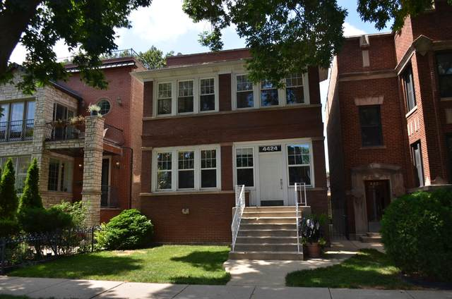 4424 N Campbell Avenue, Chicago, IL 60625 (MLS #11197280) :: The Wexler Group at Keller Williams Preferred Realty