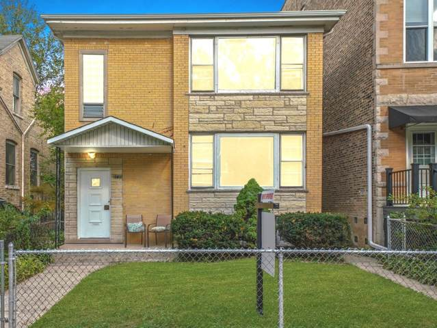 2735 N Mozart Street, Chicago, IL 60647 (MLS #11213958) :: The Wexler Group at Keller Williams Preferred Realty