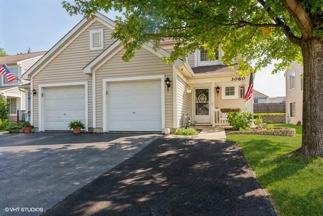 3060 Ronan Drive, Lake In The Hills, IL 60156 (MLS #11214615) :: Suburban Life Realty