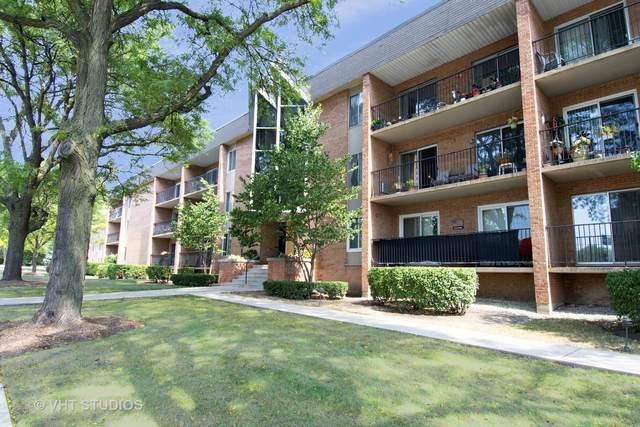 1060 N Mill Street 1-205, Naperville, IL 60563 (MLS #11217696) :: John Lyons Real Estate
