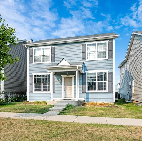 209 S Oak Street, Cortland, IL 60112 (MLS #11220314) :: Littlefield Group