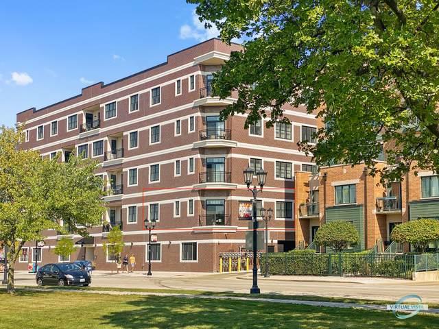 105 S Cottage Hill Avenue #205, Elmhurst, IL 60126 (MLS #11221387) :: Angela Walker Homes Real Estate Group