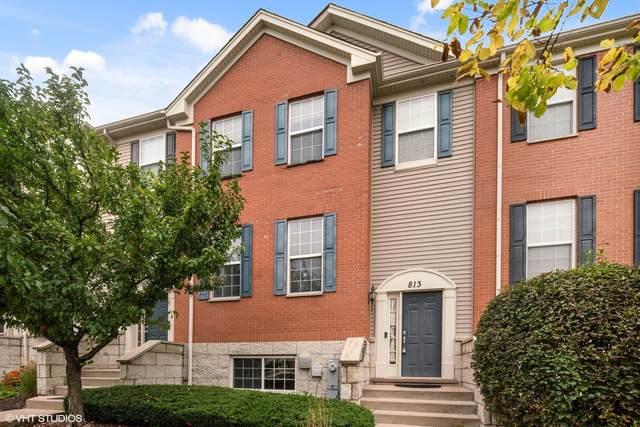 813 Brodhead Drive, Aurora, IL 60504 (MLS #11228336) :: John Lyons Real Estate