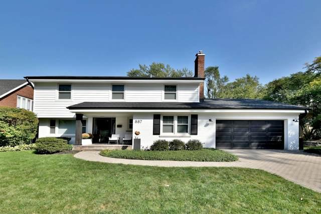 887 S Euclid Avenue, Elmhurst, IL 60126 (MLS #11231321) :: The Wexler Group at Keller Williams Preferred Realty