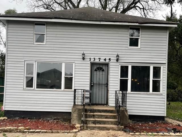 13745 S Spaulding Avenue, Robbins, IL 60472 (MLS #11239792) :: Littlefield Group