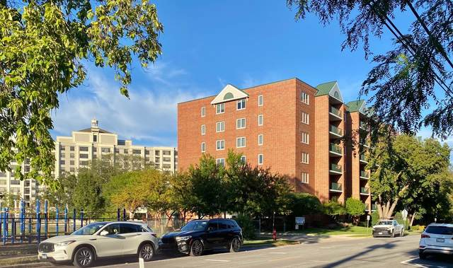1591 E Thacker Street #401, Des Plaines, IL 60016 (MLS #11254023) :: The Wexler Group at Keller Williams Preferred Realty
