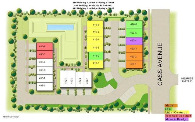 420 N Cass Avenue #1, Westmont, IL 60559 (MLS #10556950) :: John Lyons Real Estate