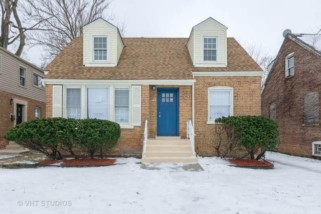 98 E 150th Street E, Harvey, IL 60426 (MLS #10967137) :: Schoon Family Group