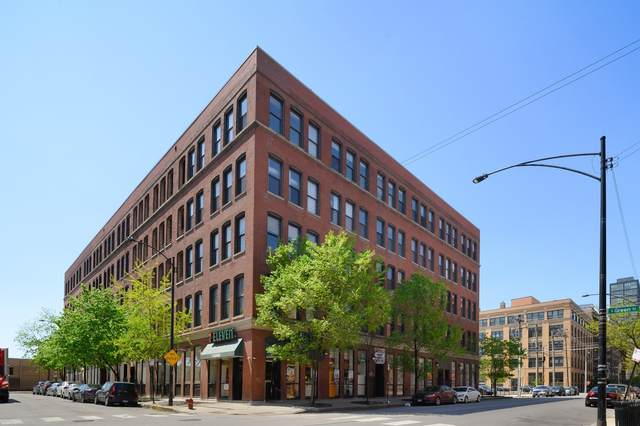 400 S Green Street #507, Chicago, IL 60607 (MLS #11012594) :: The Spaniak Team