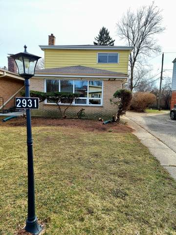 2931 Greenleaf Avenue, Wilmette, IL 60091 (MLS #11018655) :: Helen Oliveri Real Estate