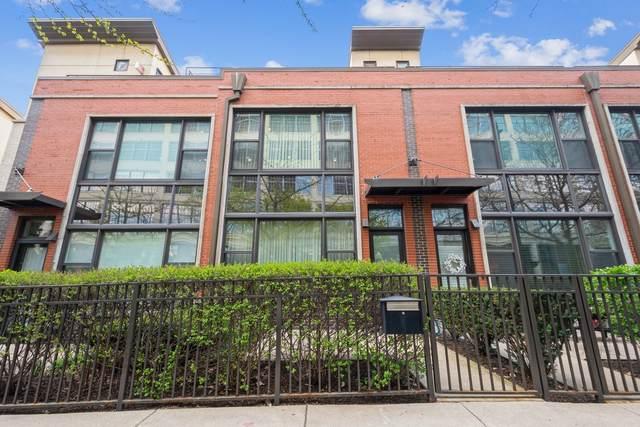 931 N Kingsbury Street, Chicago, IL 60610 (MLS #11051165) :: John Lyons Real Estate