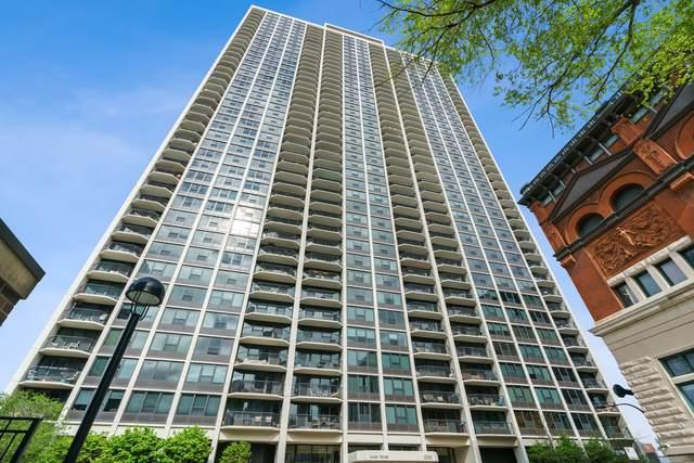 1560 N Sandburg Terrace #3508, Chicago, IL 60610 (MLS #11051442) :: Littlefield Group