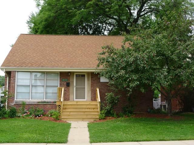 18610 Lexington Avenue, Homewood, IL 60430 (MLS #11117753) :: The Wexler Group at Keller Williams Preferred Realty