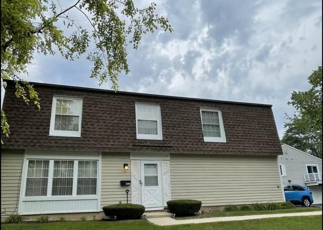 1321 Woodcutter Lane B, Wheaton, IL 60189 (MLS #11153835) :: Littlefield Group