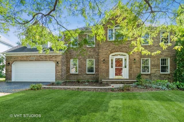 2305 University Court, Naperville, IL 60565 (MLS #11203122) :: John Lyons Real Estate