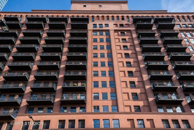 165 N Canal Street N #1226, Chicago, IL 60606 (MLS #10933339) :: The Spaniak Team