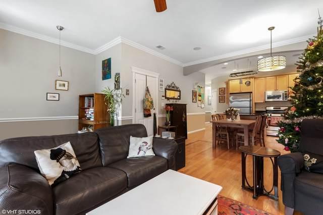 904 W Lawrence Avenue 2E, Chicago, IL 60640 (MLS #10954750) :: The Perotti Group