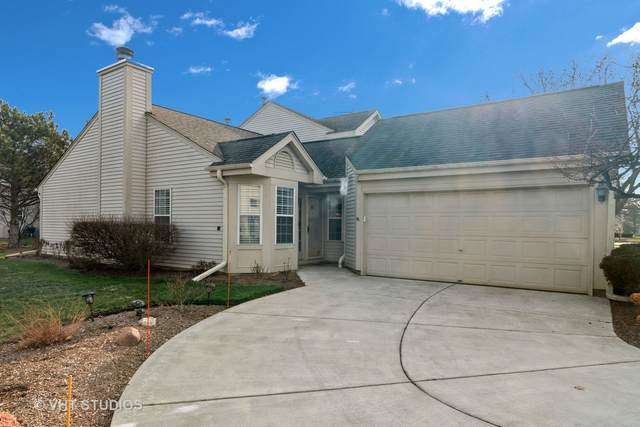 228 Williamsburg Court #228, Montgomery, IL 60538 (MLS #10956527) :: Suburban Life Realty