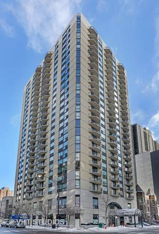 70 W Huron Street #2208, Chicago, IL 60654 (MLS #10980523) :: Littlefield Group