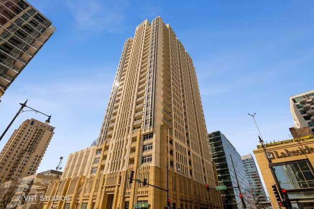 1400 S Michigan Avenue #2707, Chicago, IL 60605 (MLS #11000579) :: Helen Oliveri Real Estate