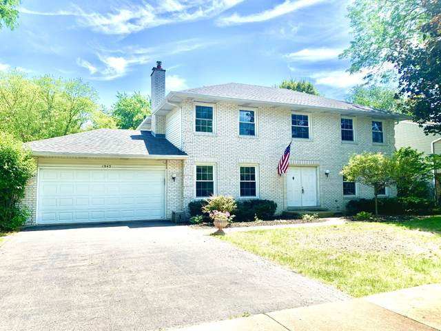 1943 Cromwell Drive, Wheaton, IL 60189 (MLS #11048768) :: BN Homes Group