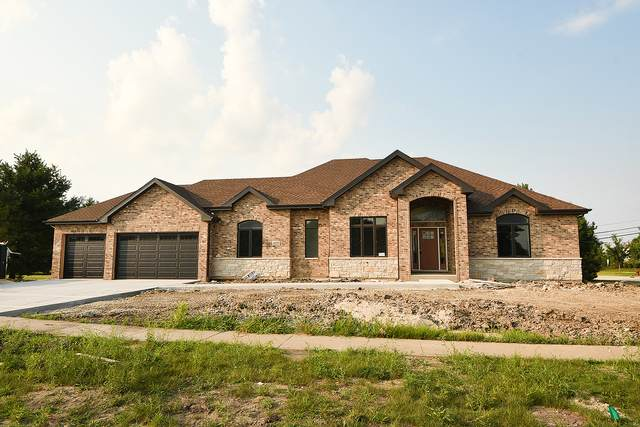 1025 Stacey Drive, New Lenox, IL 60451 (MLS #11097736) :: O'Neil Property Group