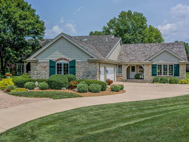 4004 Lake Point Drive, Champaign, IL 61822 (MLS #11156006) :: The Wexler Group at Keller Williams Preferred Realty