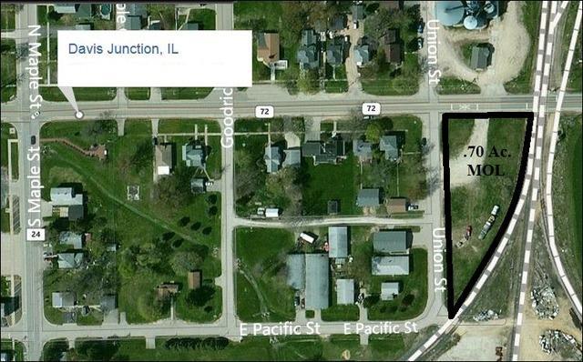 101 S Union Street, Davis Junction, IL 61020 (MLS #08644057) :: The Dena Furlow Team - Keller Williams Realty