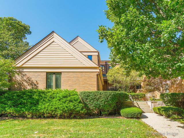 1300 Hawthorne Lane 24A, Hinsdale, IL 60521 (MLS #09355891) :: Domain Realty