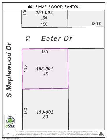 601 S Maplewood Drive, Rantoul, IL 61866 (MLS #09487143) :: Century 21 Affiliated