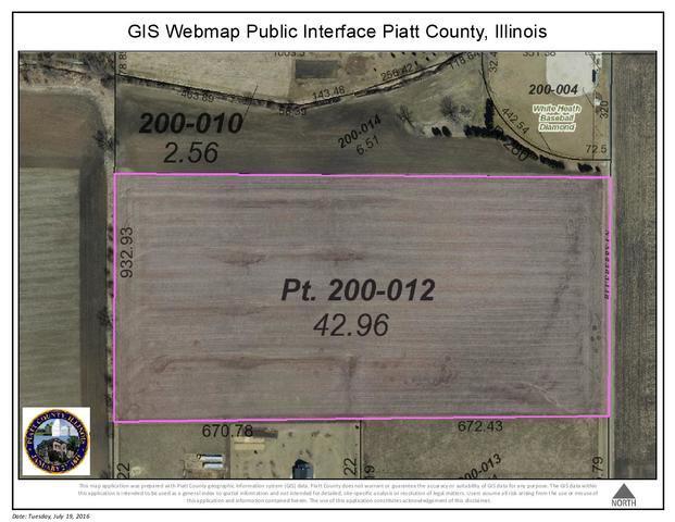 0 Plum, WHITE HEATH, IL 61884 (MLS #09488591) :: Berkshire Hathaway HomeServices Snyder Real Estate