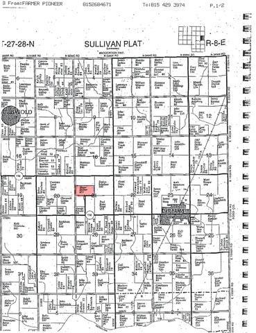 3200 East Road, Cullom, IL 60929 (MLS #09496714) :: Domain Realty