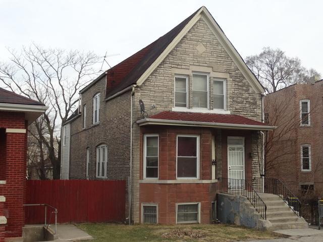 6927 S Hermitage Avenue, Chicago, IL 60636 (MLS #09509066) :: Ani Real Estate