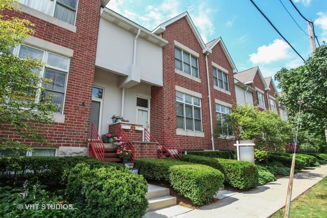 1845 Prairie Street, Glenview, IL 60025 (MLS #09519042) :: Helen Oliveri Real Estate