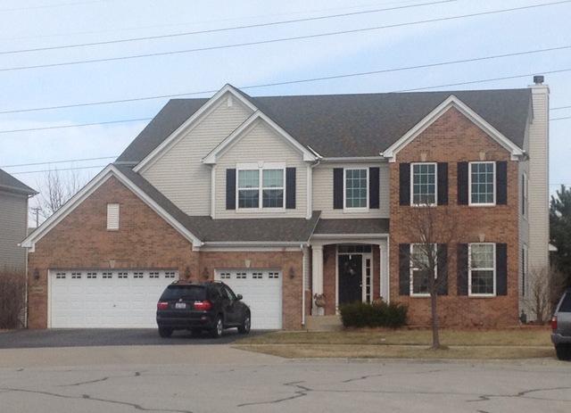 5860 Betty Gloyd Drive, Hoffman Estates, IL 60192 (MLS #09520837) :: The Dena Furlow Team - Keller Williams Realty