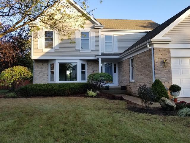 427 Woodcroft Court, Schaumburg, IL 60173 (MLS #09584641) :: Carrington Real Estate Services