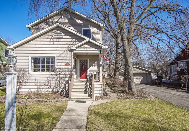 18443 Martin Avenue, Homewood, IL 60430 (MLS #09588795) :: MKT Properties   Keller Williams
