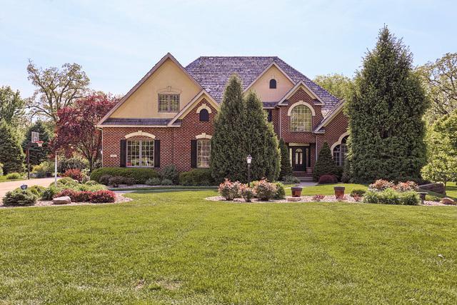 1101 Oak Creek Road, Mahomet, IL 61853 (MLS #09614215) :: Lewke Partners