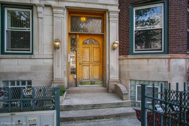 4722 S Saint Lawrence Avenue 1S, Chicago, IL 60615 (MLS #09630156) :: Ani Real Estate