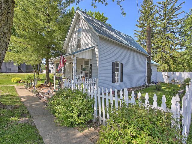 110 S Caroline Street, HOMER, IL 61849 (MLS #09631066) :: Littlefield Group