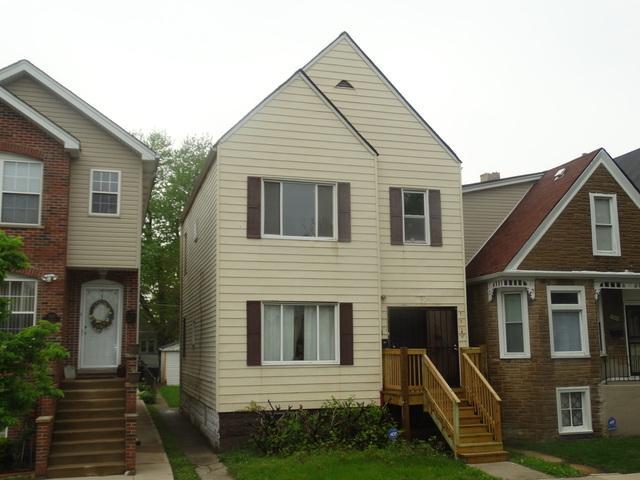 7110 S Dobson Avenue, Chicago, IL 60619 (MLS #09633513) :: Ani Real Estate