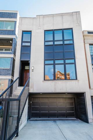 1817 N Halsted Street, Chicago, IL 60614 (MLS #09635918) :: Property Consultants Realty