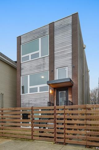 3573 W Palmer Street, Chicago, IL 60647 (MLS #09636219) :: Property Consultants Realty