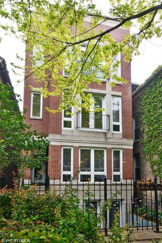 1819 N Bissell Street #3, Chicago, IL 60614 (MLS #09636614) :: Property Consultants Realty