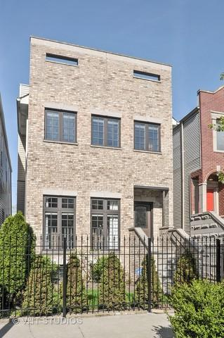 1734 N Talman Avenue, Chicago, IL 60647 (MLS #09638062) :: Property Consultants Realty
