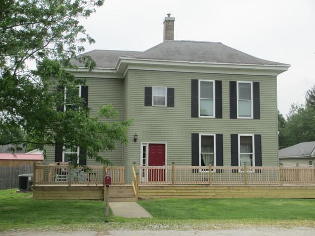 105 W Madison Street, PHILO, IL 61864 (MLS #09640195) :: Littlefield Group