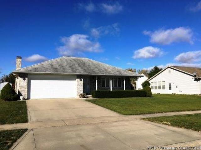 403 N Cedar Drive, ST. JOSEPH, IL 61873 (MLS #09641596) :: Littlefield Group