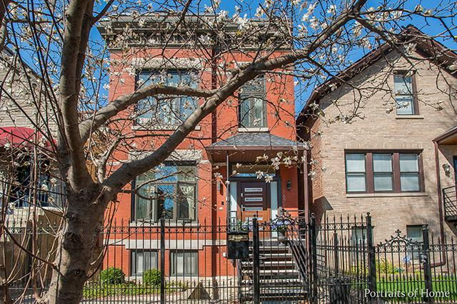 1624 N Claremont Avenue, Chicago, IL 60647 (MLS #09645535) :: The Perotti Group
