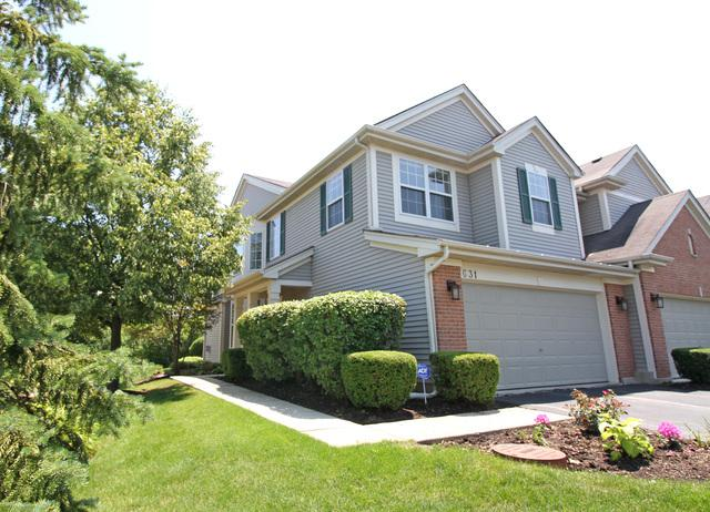 631 Creekside Circle, Gurnee, IL 60031 (MLS #09645861) :: Property Consultants Realty